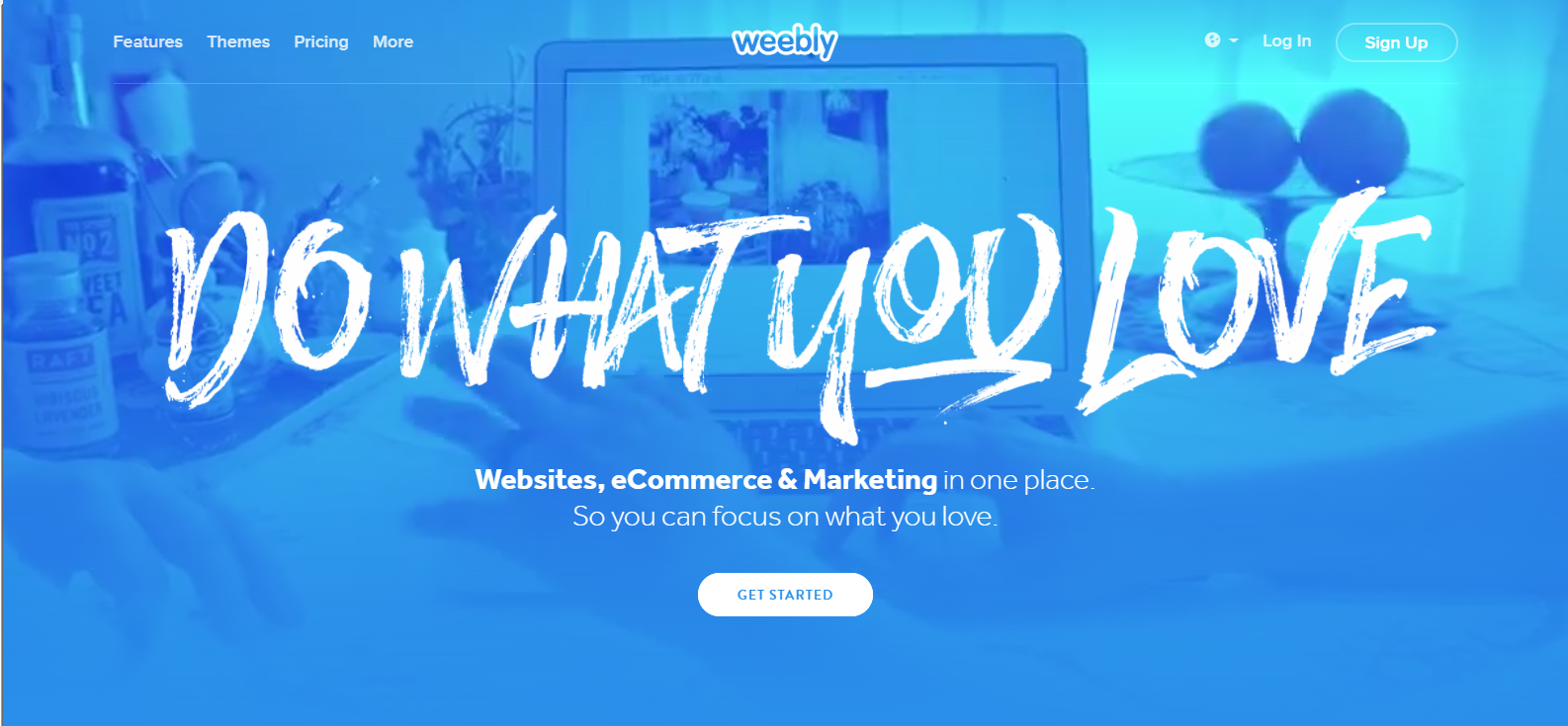 Create a Stunning Website with Weebly