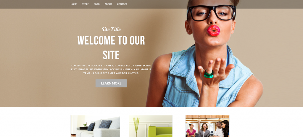 weebly theme and template designs